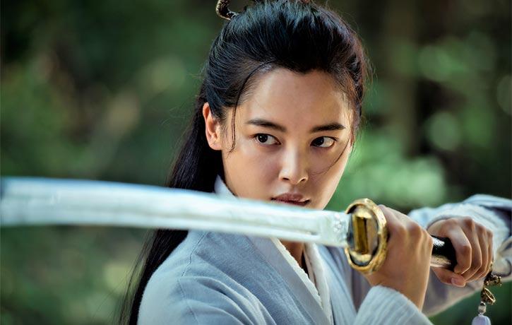 Xin Zhilei stars as Ding Baiying