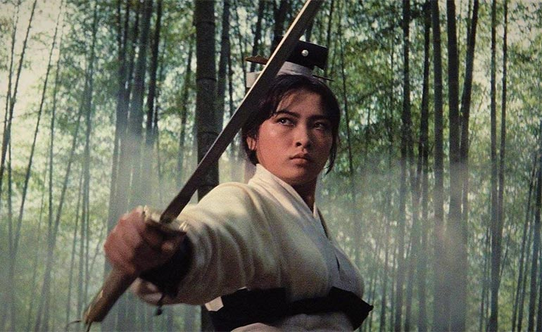 A Touch of Zen (1971) - Kung-Fu Kingdom