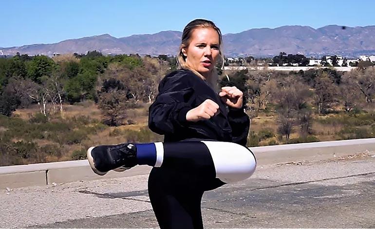 Hero Training with Amy Johnston!