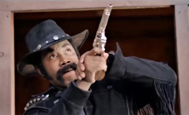 The Outlaw Johnny Black -Indiegogo campaign - Kung Fu Kingdom
