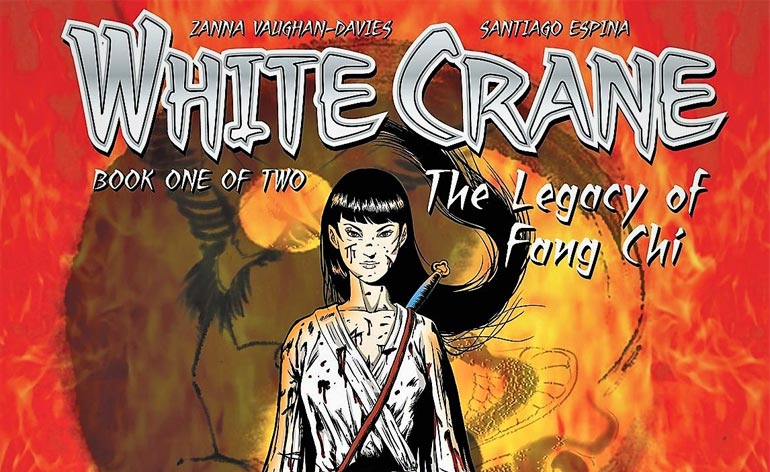 White Crane The Legacy of Fang Chi - Kung Fu Kingdom