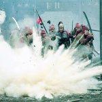 An explosive skirmish