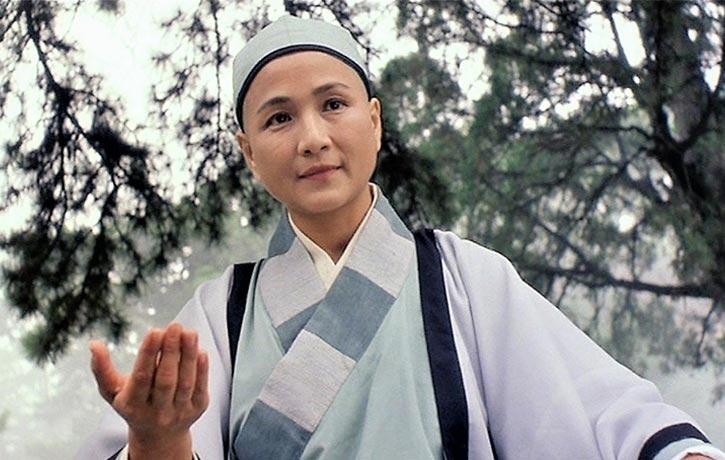 Cheng Pei-pei plays Yim Wing Chun's martial arts master, Mistress Wu Mei