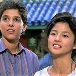 Daniel-san with girlfriend Kumiko