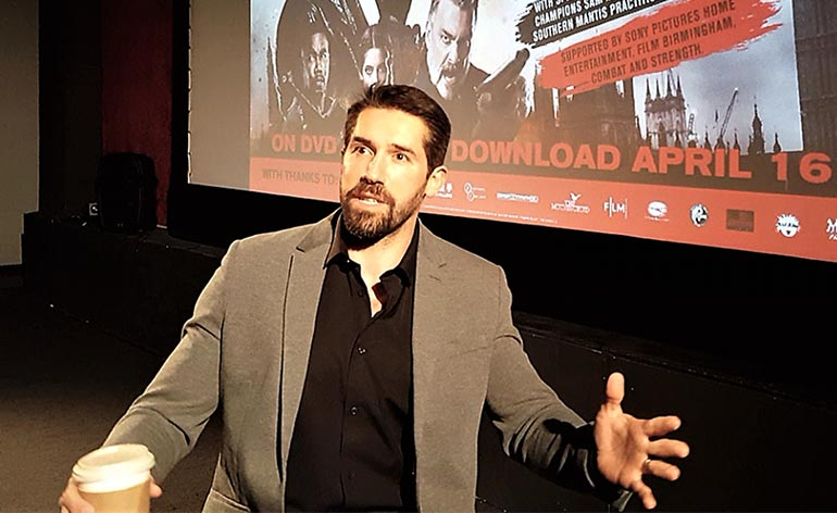 Interview with Scott Adkins – An Accident Man Special - Kung Fu Kingdom