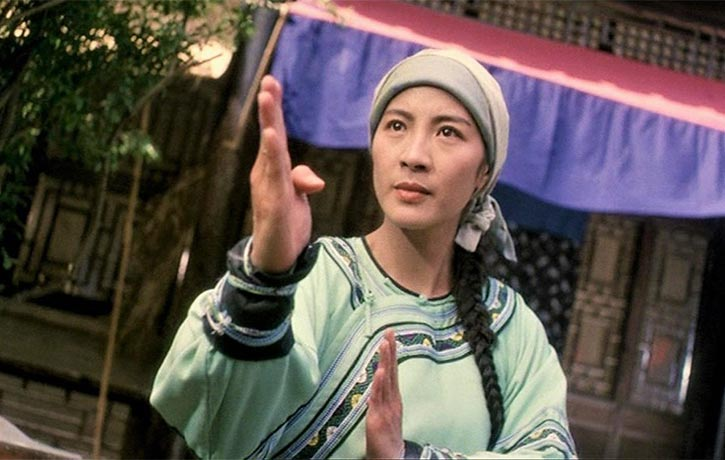 Michelle Yeoh is absolutely charming as Yim Wing Chun