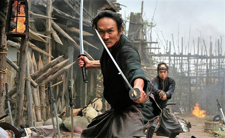 Top 10 Samurai Movie Sword Fights