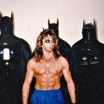 Batman in 1989 -Dave's first movie