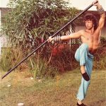 Dave in Malaysia where he studied the Shaolin 5 Animals