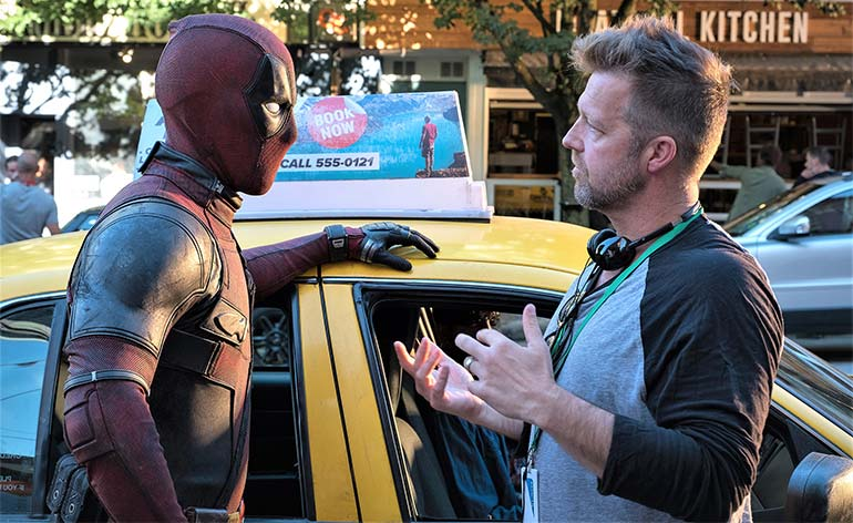 Deadpool 2 (2018) Action Special