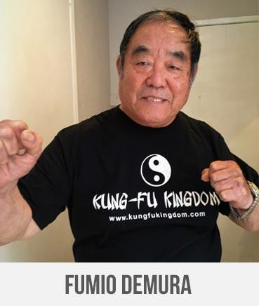 Fumio Demura - Kung Fu Kingdom
