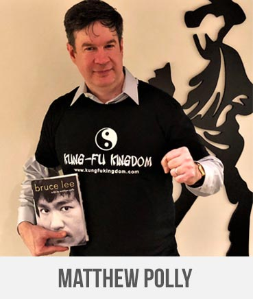 Matthew Polly - Kung Fu Kingdom