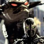 Mike in the superhero film Spawn