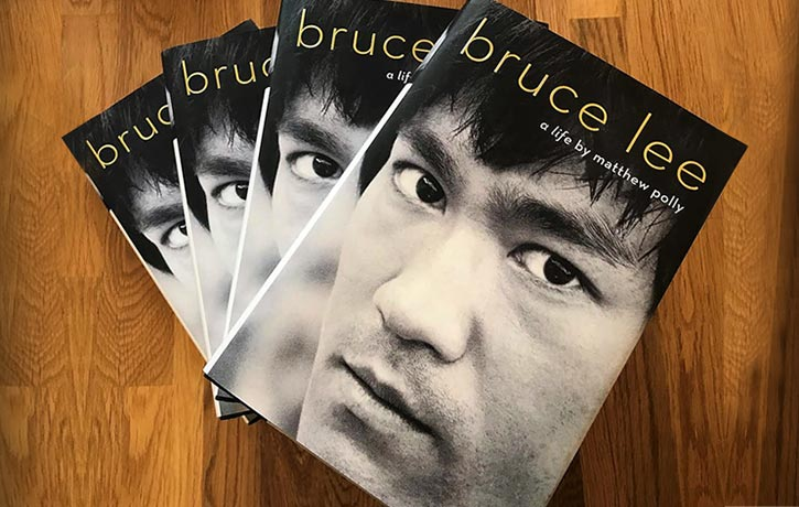 Bruce Lee A Life - 600 plus pages of heavyweight, hardback excellence!