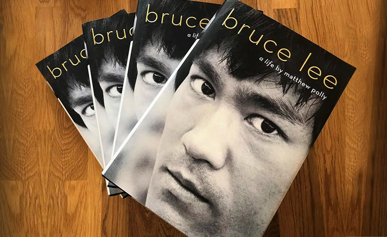 Bruce Lee: A Life – Signed Book Giveaway!