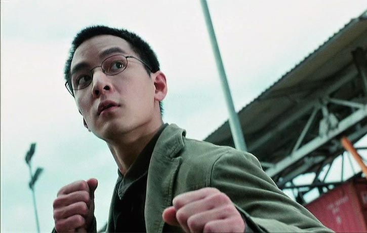 Daniel Wu stars as Bobby