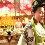 Carina Lau plays Empress Wu Zetian