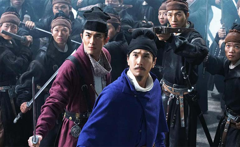 Detective Dee -The Four Heavenly Kings (2018) - Kung Fu Kingdom