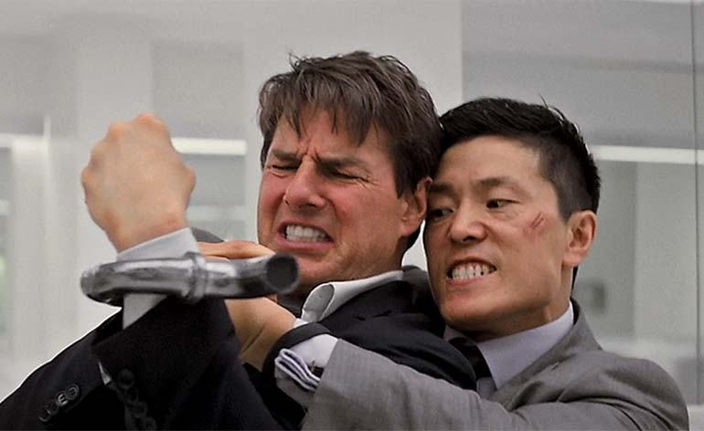 Mission Impossible -Fallout (2018) - Kung Fu Kingdom