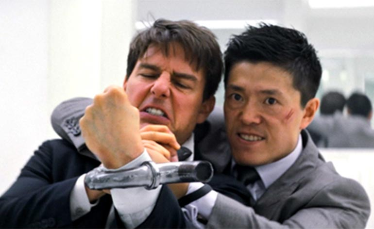 Top 5 Mission: Impossible Fight Scenes - Kung Fu Kingdom