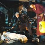 Tsui Hark directs Kenny Lin Gengxin