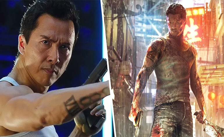 Donnie Yen gives update on Sleeping Dogs! - Kung Fu Kingdom