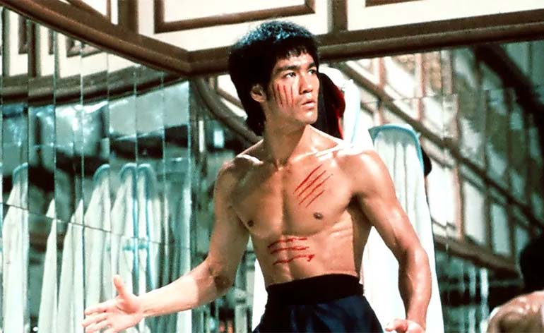 Enter the Dragon remake - Kung Fu Kingdom