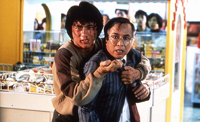 Police Story 1 & 2 — Blu-ray Box Set Competition!