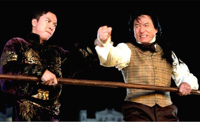 Top 10 Jackie Chan Movie Fight Opponents