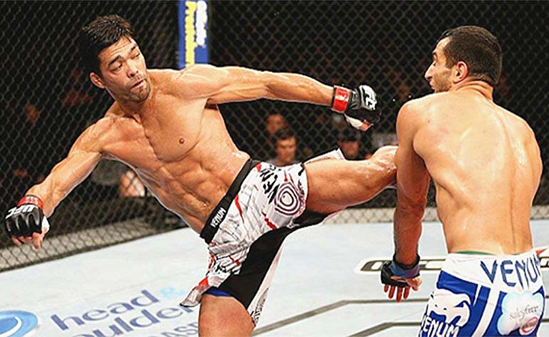 Top 5 MMA Finishes – Lyoto Machida - Kung Fu Kingdom
