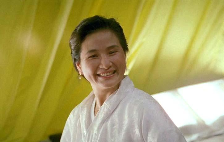 Cheng Pei Pei is Madam Ching