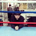 Clayton puts everything together for the training montage of Creed