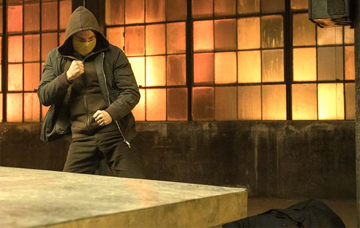 Danny Rand is ready for round two as The Immortal Iron Fist