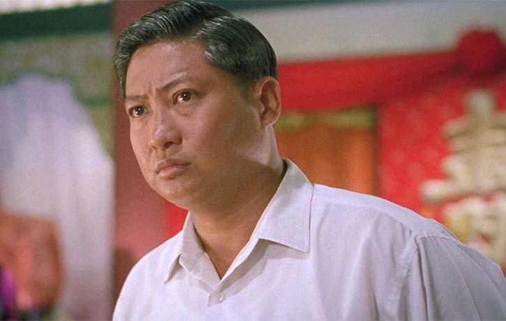 Sammo Hung plays his own real life Master