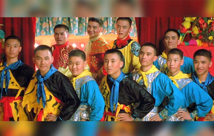 The 7 Little Fortunes went on to become the best stunt performers in Hong Kong