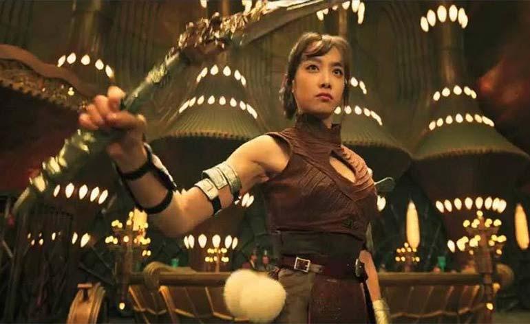 "Trailer for ""Legend of the Ancient Sword"" debuts online! - Kung Fu Kingdom"