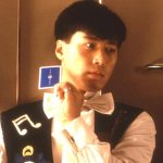 Cantopop superstar Leon Lai appears as Kao Ta the Gambler