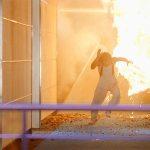 Explosive action!