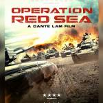 Operation Red Sea -DVD cover