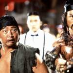 Sammo with Dick Wei as the Pirate Chief