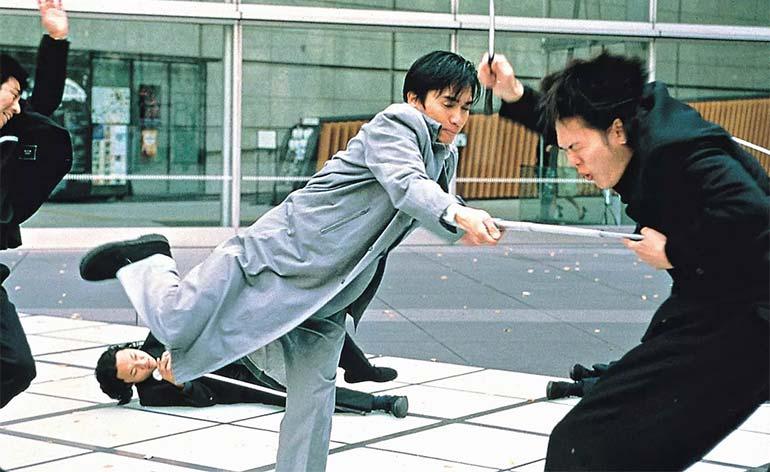 Tokyo Raiders (2000) - Kung Fu Kingdom