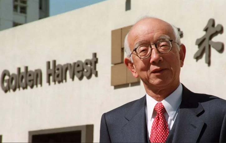 Raymond Chow founded Golden Harvest in 1970 with Leonard Ho
