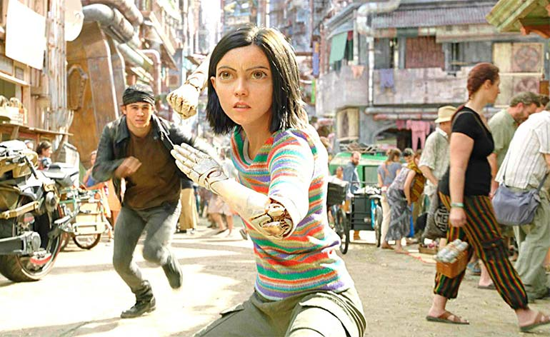 Alita Battle Angel - New Trailer & Fight Clip Released Online! -Kung Fu Kingdom