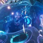 Arthur and Mera arrive in Atlantis