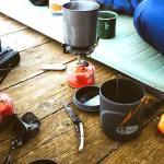 Handy camping tool