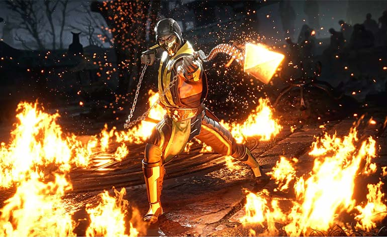 Mortal Kombat 11 - Trailer Officially Released! -Kung Fu Kingdom