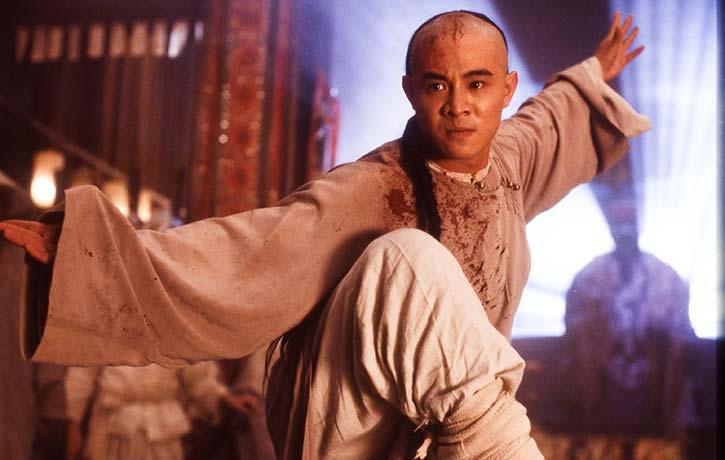 Wong Fei-hung was a real-life Hung Gar kung fu master
