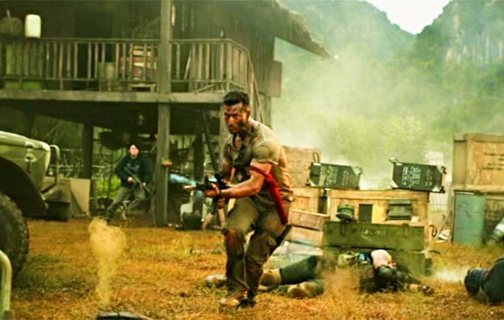 Ronnie Rambo strikes back!