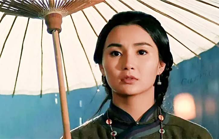 Maggie Cheung stars as Pak Siu-wan