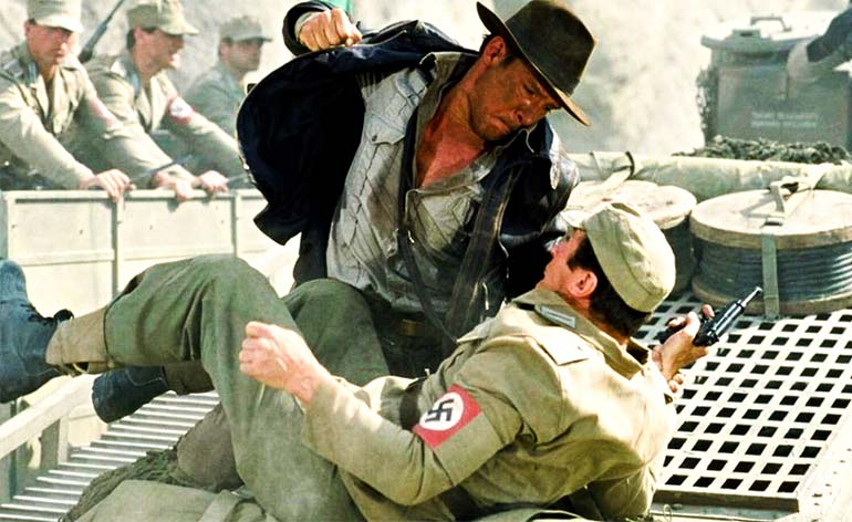 Top 5 Indiana Jones Movie Fights